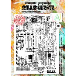 AALL and Create Stamp Set -111