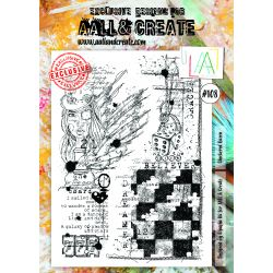 AALL and Create Stamp Set -108