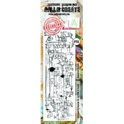 AALL and Create Stamp Set -116