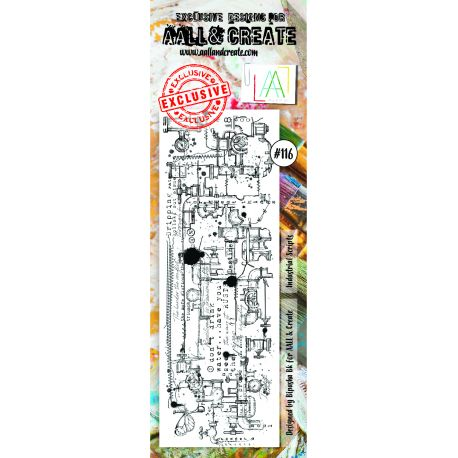 AALL and Create Stamp Set -116