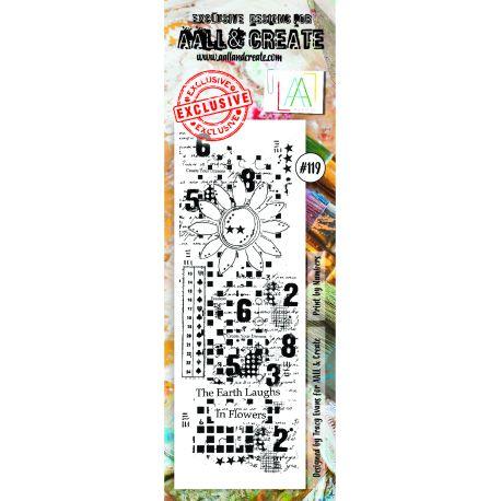 AALL and Create Stamp Set -119