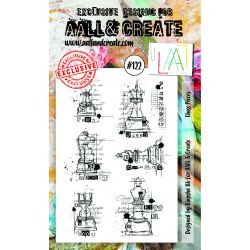 AALL and Create Stamp Set -122