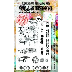 AALL and Create Stamp Set -125