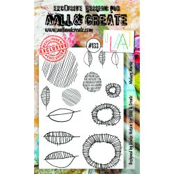 AALL and Create Stamp Set -133