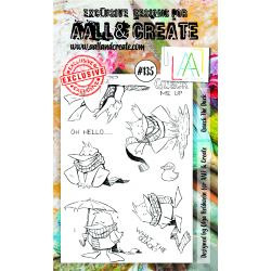 AALL and Create Stamp Set -135