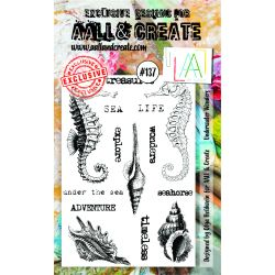 AALL and Create Stamp Set -137