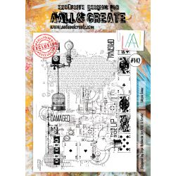 AALL and Create Stamp Set -142