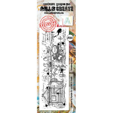 AALL and Create Stamp Set -144
