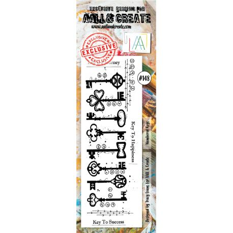 AALL and Create Stamp Set -148