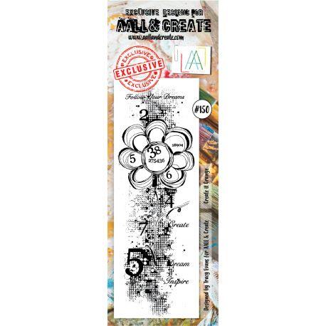 AALL and Create Stamp Set -150