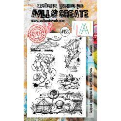 AALL and Create Stamp Set -153
