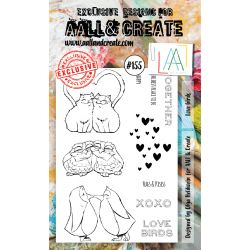 AALL and Create Stamp Set -155