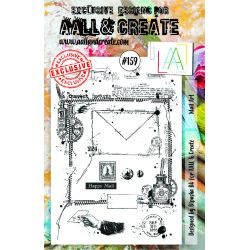 AALL and Create Stamp Set -159