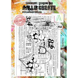 AALL and Create Stamp Set -160