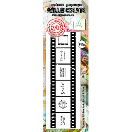 AALL and Create Stamp Set -166