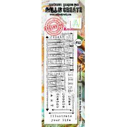 AALL and Create Stamp Set -165