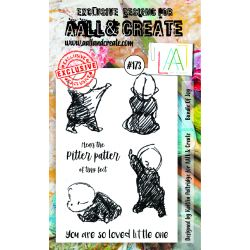 AALL and Create Stamp Set -173
