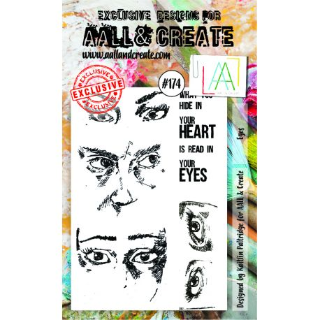 AALL and Create Stamp Set -174