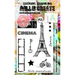 AALL and Create Stamp Set -176