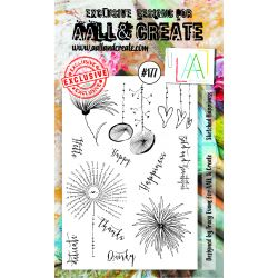 AALL and Create Stamp Set -177