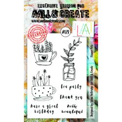 AALL and Create Stamp Set -179
