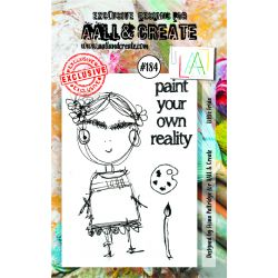 AALL and Create Stamp Set -184