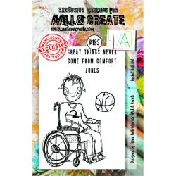 AALL and Create Stamp Set -185