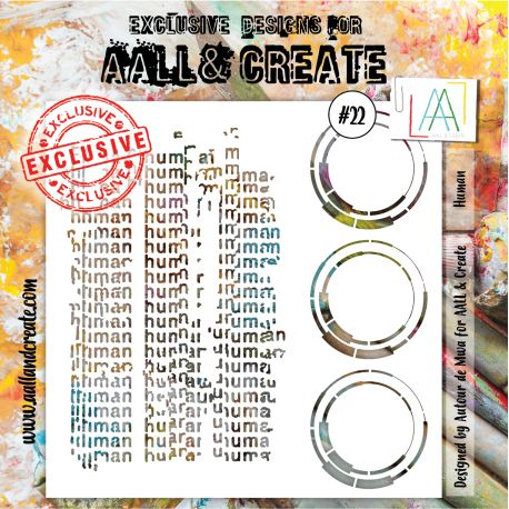AALL and Create Stencil - 022