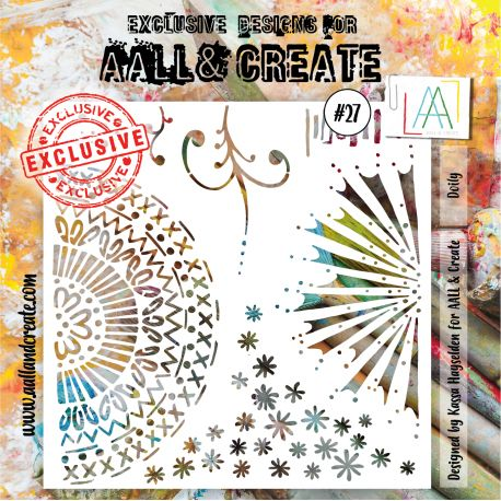 AALL and Create Stencil - 027