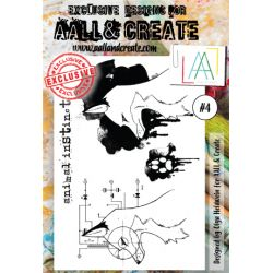 AALL and Create Stamp Set - 4