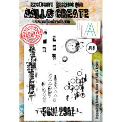 AALL and Create Stamp Set - 10