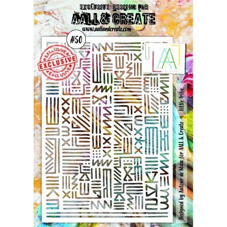 AALL and Create Stencil - 050