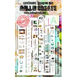 AALL and Create Stencil - 057