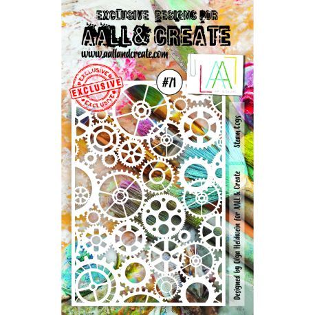 AALL and Create Stencil - 071