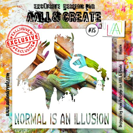 AALL and Create Stencil - 075