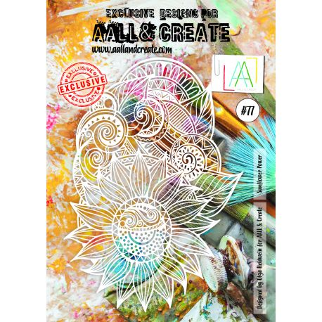 AALL and Create Stencil - 077