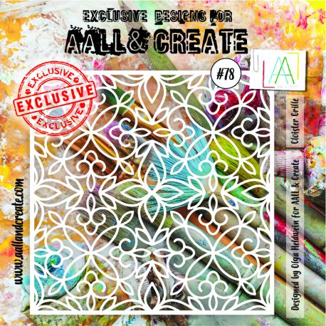 AALL and Create Stencil - 078