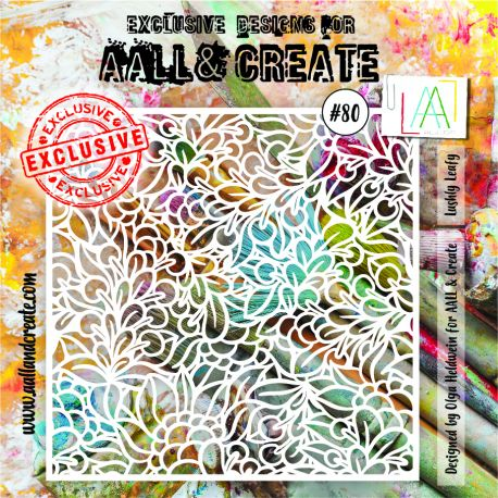 AALL and Create Stencil - 080