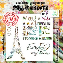 AALL and Create Stencil - 083