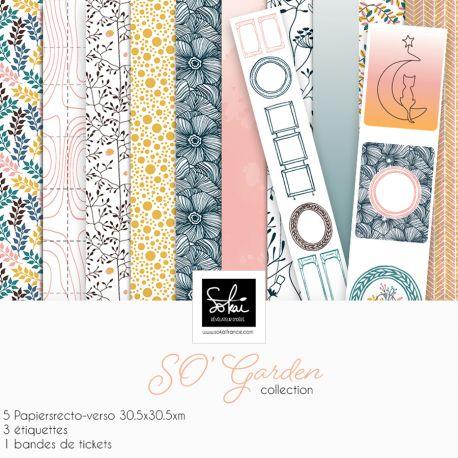 Collection SO'Garden - SOKAI