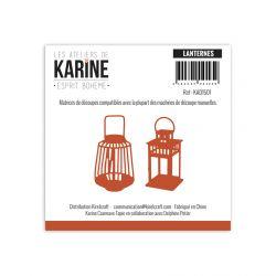Dies Esprit Bohème Lanternes -Les Ateliers de Karine