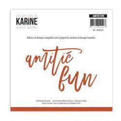 Dies Esprit Bohème Amitié-Fun -Les Ateliers de Karine