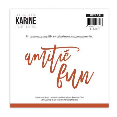 Dies Esprit Bohème Amitié-Fun-Les Ateliers de Karine