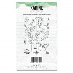 Tampon clear Eucalyptus- Les Ateliers de Karine
