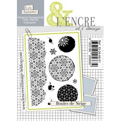 Clear Stamp - Snowball -  L'Encre et l'Image