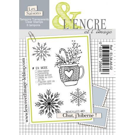 Clear Stamp - Hibernation Nest - L'Encre et l'Image