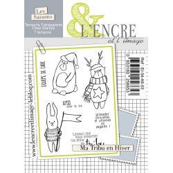 Clear Stamp - Winter Party - L'Encre et l'Image