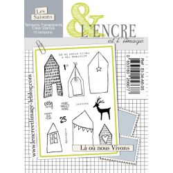 Clear Stamp - Our Cosy Nest - L'Encre et l'Image