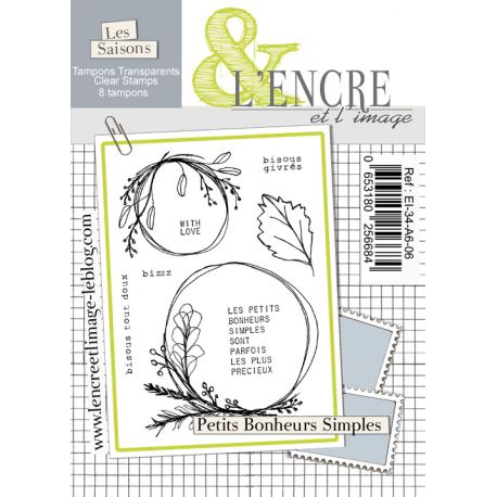 Clear Stamp - Keeping it Simple -  L'Encre et l'Image