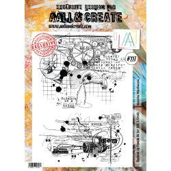 AALL and Create Stamp Set -227